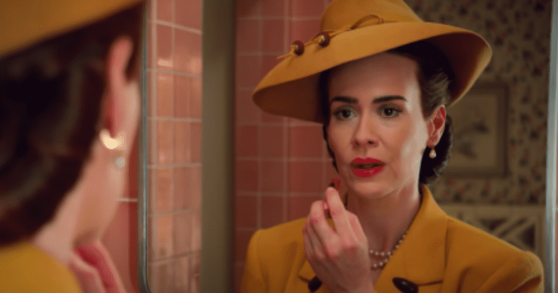'Ratched' Preview: Sarah Paulson plays the iconic Nurse Mildred Ratched in 'extreme' psychological thriller