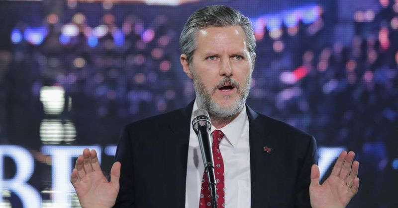 The rise and fall of Jerry Falwell Jr: How wife Becki found drunk husband in a pool of blood after sex scandal