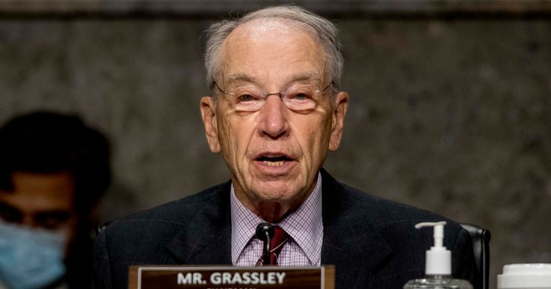 Chuck Grassley could become US President: Third-in-line to Oval Office has a history of controversies
