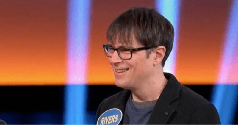'Celebrity Family Feud': Weezer's Rivers Cuomo jokes if hell had strippers, they would look like 'mothers'