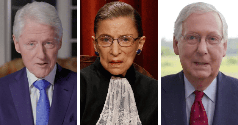 Bill Clinton slams Mitch McConnell's 'power play' after U-turn on picking SC judge before election