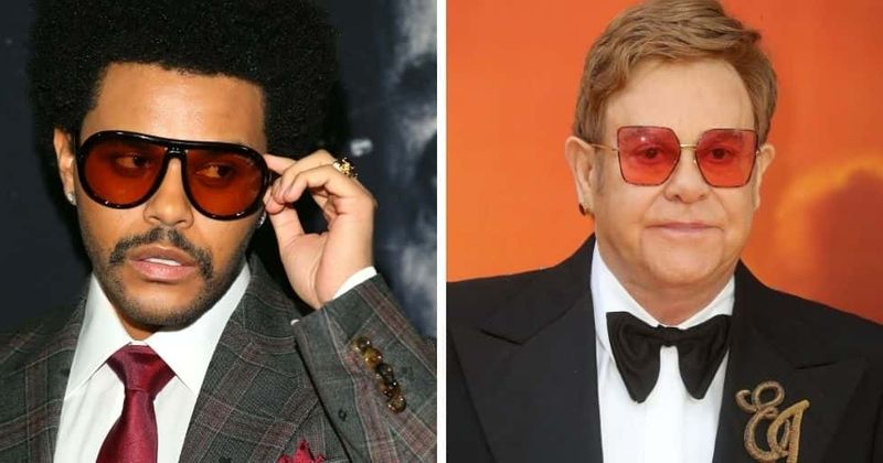 Elton John says The Weeknd 'marches to his own beat' like Prince, fans agree and say he's 'truly special'