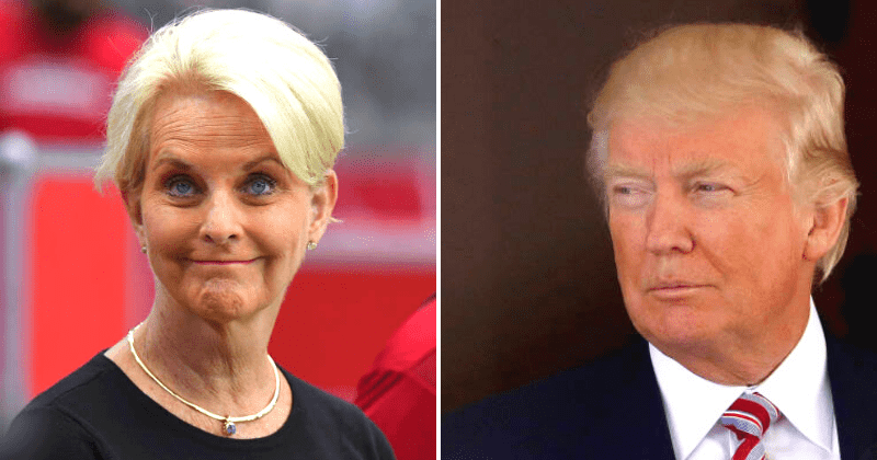 Trump says Cindy McCain 'can have sleepy Joe' after she supports Biden, Internet calls her 'swamp creature'