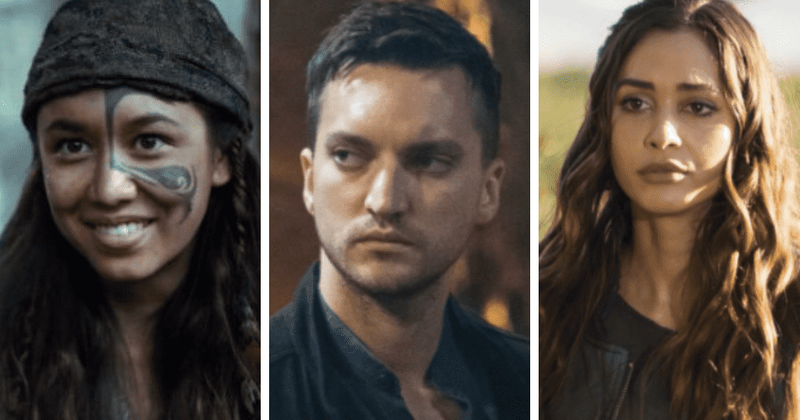 'The 100' Season 7 Episode 15: Fans ship Raven, Emori and John, rave about 'wild chemistry' in emotional scene