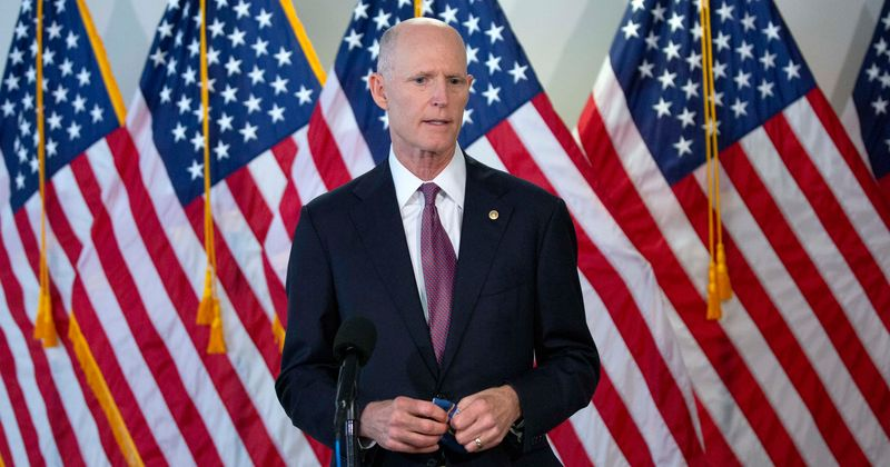 Who is Rick Scott? Here's why his bill wants states to count all ballots within 24 hours on Election Day