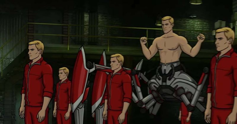 'Archer' Season 11 Episode 4 Preview: Archer teams up with his nemesis Barry to take down some evil robots