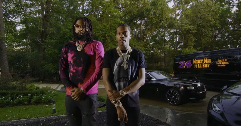 Money Man drops '24' video featuring Lil Baby to honor Kobe Bryant, excited fans say they'll play it every day