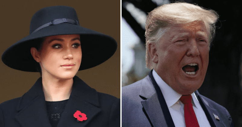 Meghan Markle says she's misinterpreted days after Trump shade: 'What I actually say, it's not controversial'