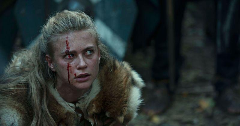 Barbarians, una scena della serie
