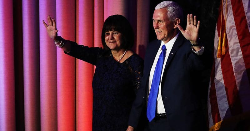 Ex-campaign aide claims Mike Pence's wife thinks Donald Trump is 'reprehensible' and 'totally vile'