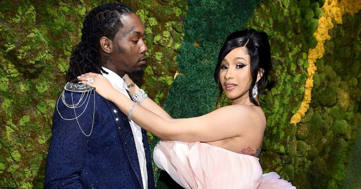 Cardi B was in BED with ex Offset when she accidentally