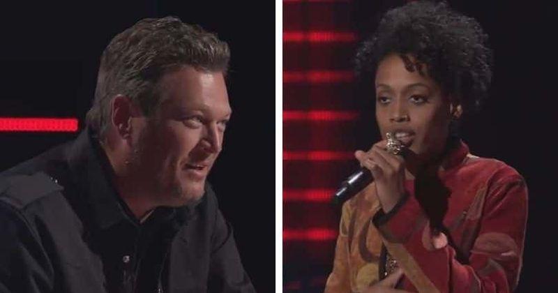 'The Voice' Season 19: Trinidadian singer Payge Turner impresses Blake Shelton, fans say they 'got goosebumps'