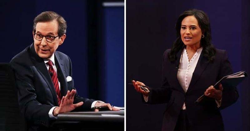 Is Chris Wallace jealous of Kristen Welker? Internet trolls him after presidential debate: 'You blew your chance'