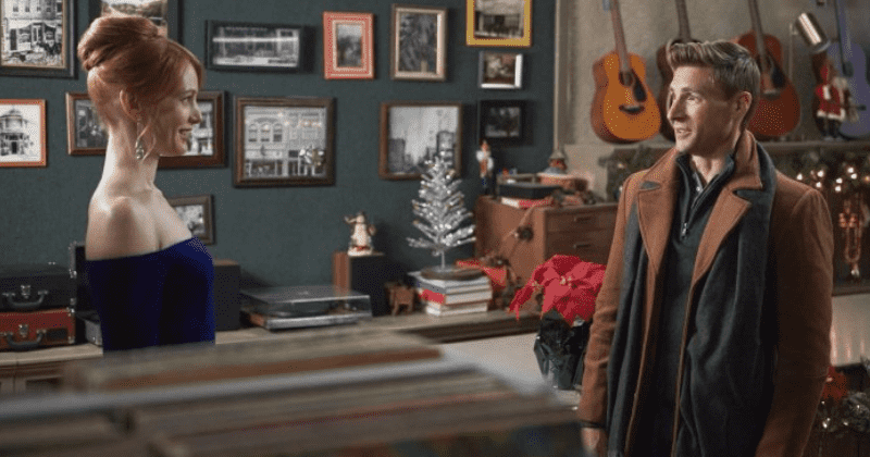 'Christmas Tree Lane': Meet Alicia Witts, Andrew Walker and rest of the cast of Hallmark's holiday drama