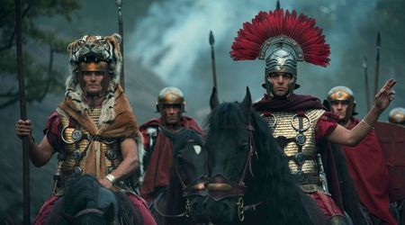 Barbaren' aka 'Barbarian': 'Game of Thrones' meets history lesson in retelling of Battle of Teutoburg Forest | MEAWW