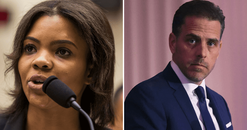 Why is Hunter Biden not addressing laptop leak and sex tape? Candace Owens slammed for calling it 'obviously real'