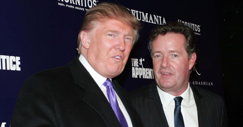 Piers Morgan mends feud with Trump in 25-minute phone call, upbeat POTUS tells him 'I'm going to win' in 2020