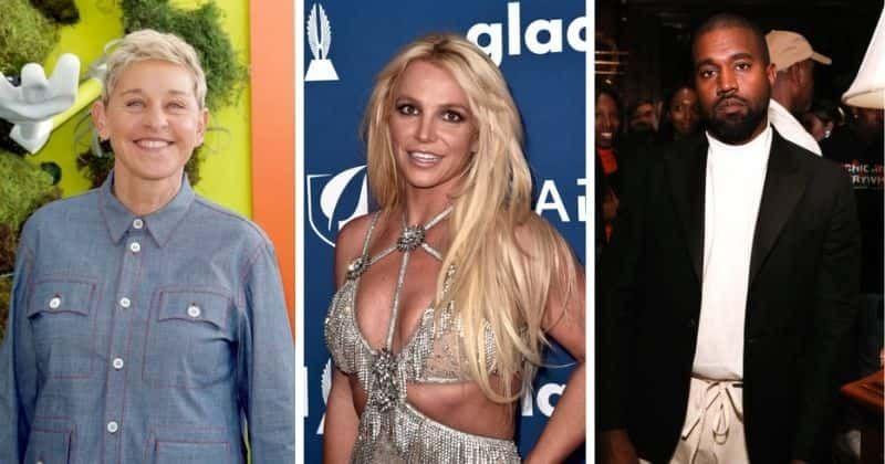 10 celebrity scandals that rocked 2020: From 'mean host' Ellen DeGeneres to Kanye West's Twitter meltdown