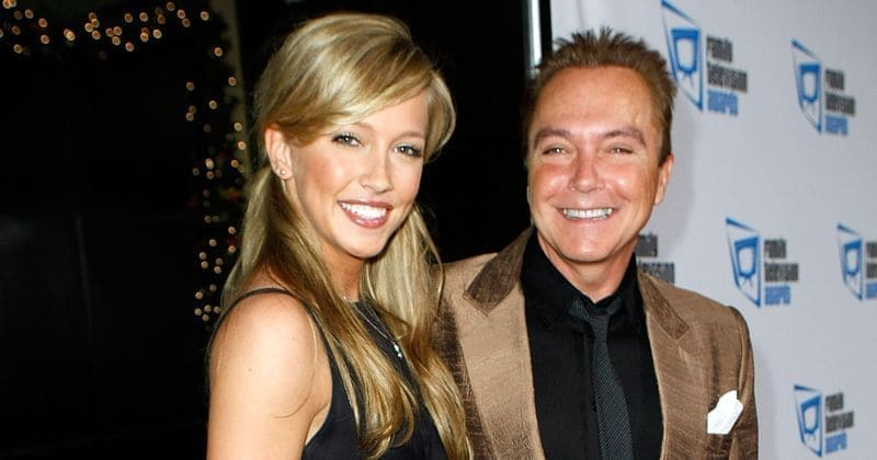 David Cassidy cuts estranged daughter Katie Cassidy completely out of his will