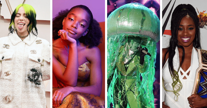 'The Masked Singer': Who is Jellyfish? Clues point to Billie Eilish, Marsai Martin and Naomi, say fans