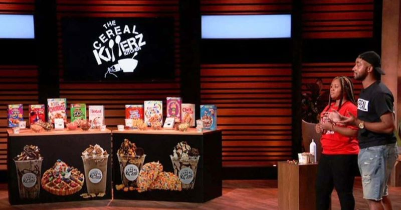 'Shark Tank': The Cereal Killerz Kitchen fails to bag deal but fans can't stop raving about 'Black-owned business'