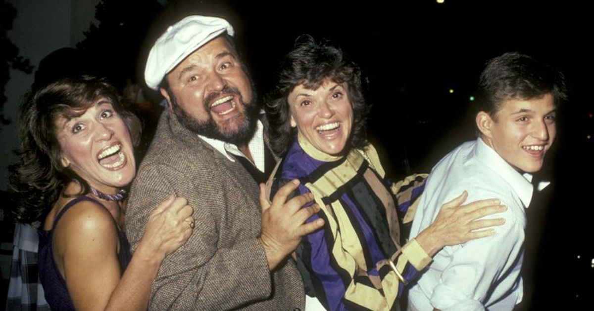 Who Are Carol Arthur S Sons Hot Stuff Star And Dom Deluise S Wife Dies Mel Brooks Says She Ll Be Missed Meaww