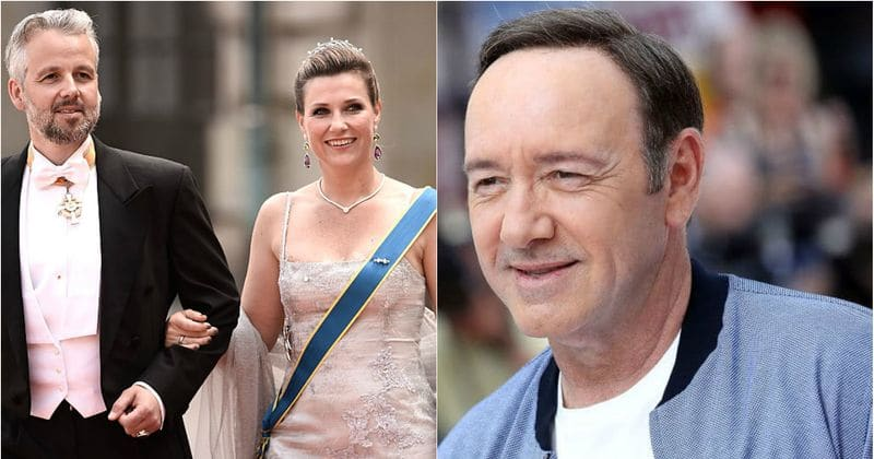 Kevin Spacey accused of groping Norwegian royalty a decade ago