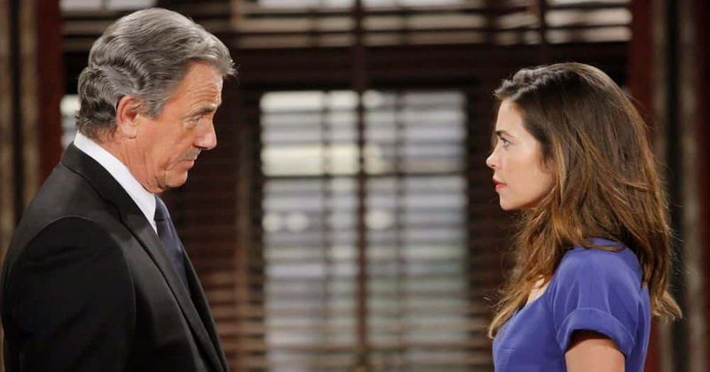 'The Young And The Restless' Spoilers: Are Victor and Victoria fighting the good fight or lying to themselves?