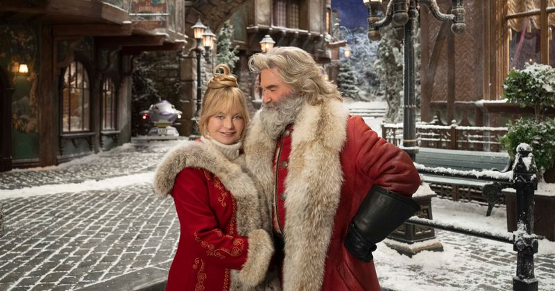 'The Christmas Chronicles: Part 2' Review: Kurt Russell and Goldie Hawn don't live up to their off-screen chemistry