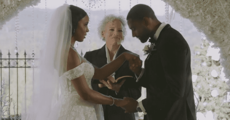 'Merry Liddle Christmas Wedding' Review: Kelly Rowland's 'musical' wedding will bring you festive love and joy