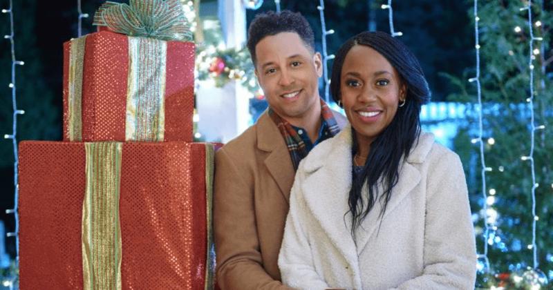 'Christmas in Evergreen: Bells Are Ringing': Meet Rukiya Bernard, Antonio Cayonne and rest of ...