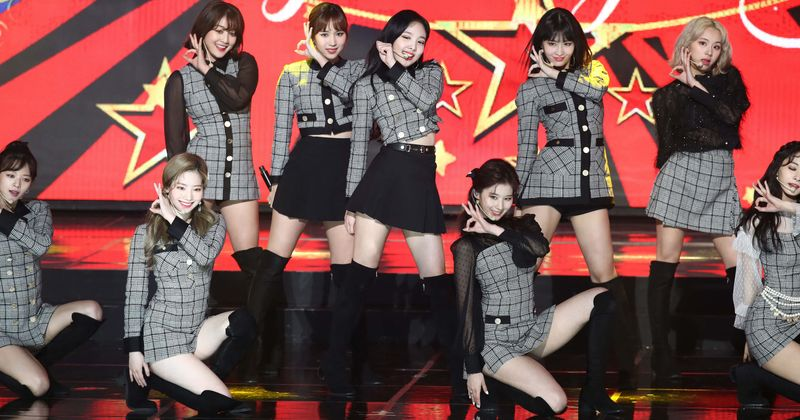 K-pop group TWICE drop 'I Can't Stop Me' English version, fans say the girls are ready for 'world domination'