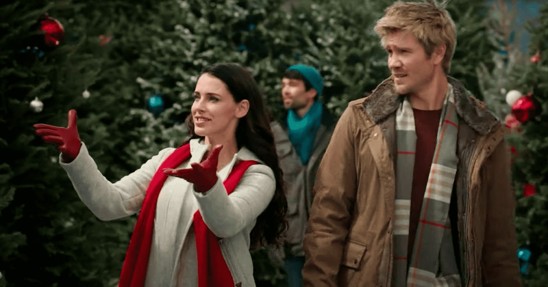 'Too Close for Christmas: Chad Michael Murray to Hayley Lowndes, meet the cast of Lifetime's romance drama