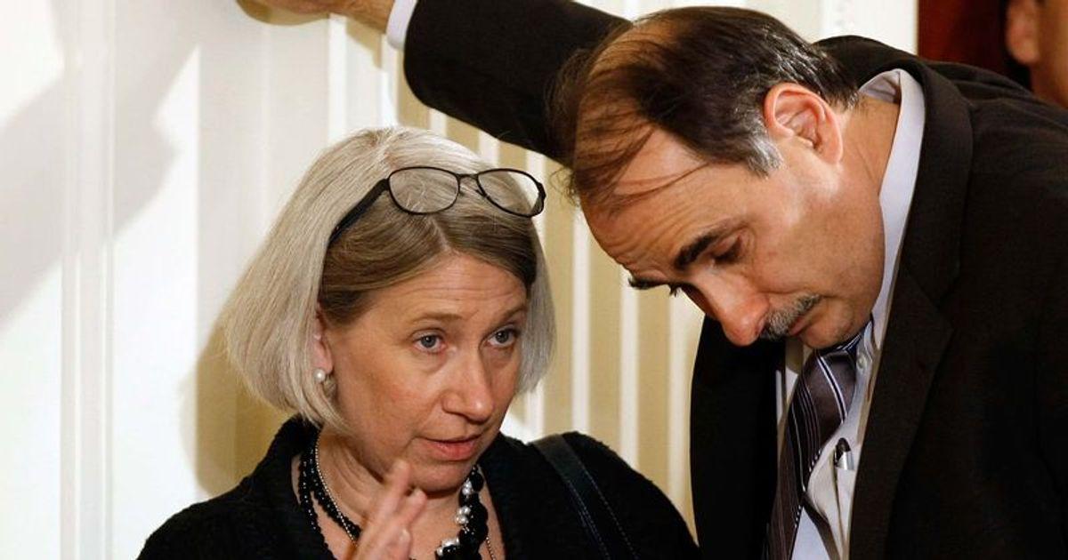 Who S Anita Dunn Harvey Weinstein S Alleged Adviser Who Bears Joe Biden S Grudges Like An Irishman For Him Meaww