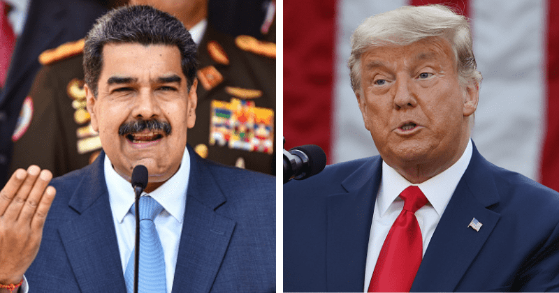 Donald Trump would've taken credit for failed Venezuela coup had it succeeded, says ex-Green Beret behind plot