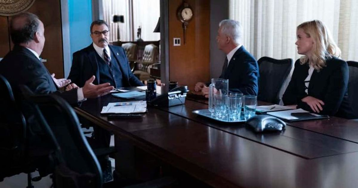 Blue Bloods Season 11 Episode 2 Will Frank S Secret Relationship With His Grandson Joe Hill Be Out Soon Meaww Taking a break between scenes, blue bloods' donnie wahlberg places two smartphones within easy reach. blue bloods season 11 episode 2 will