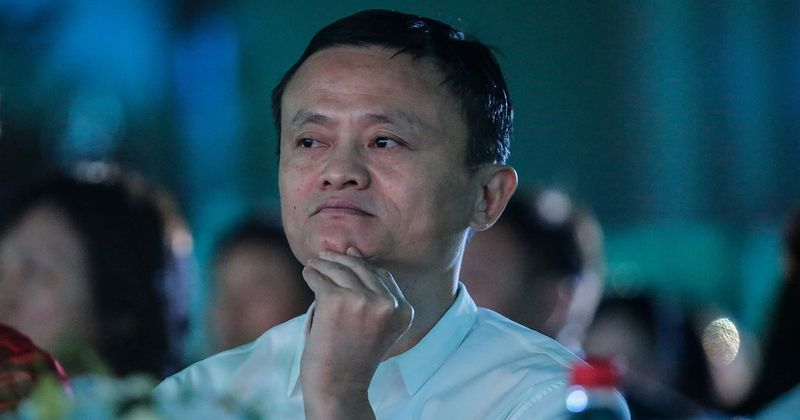 Where is Jack Ma? Alibaba founder mysteriously vanishes from his own reality show after slamming Chinese govt