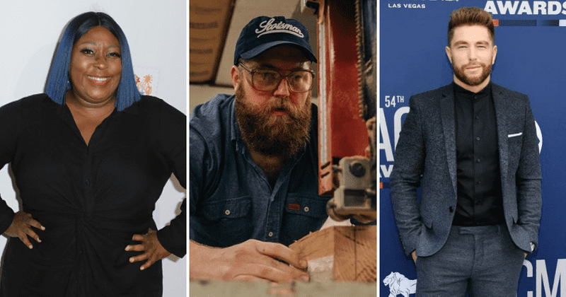 'Home Town: Ben's Workshop': Loni Love to Chris Lane, meet all the guests on HGTV's carpentry show