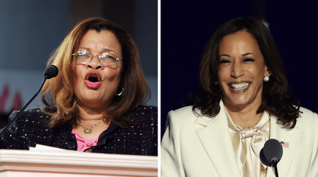 MLK Jr's niece slams Kamala Harris for reportedly plagiarizing civil rights icon: 'There she is, playing on those emotions again'