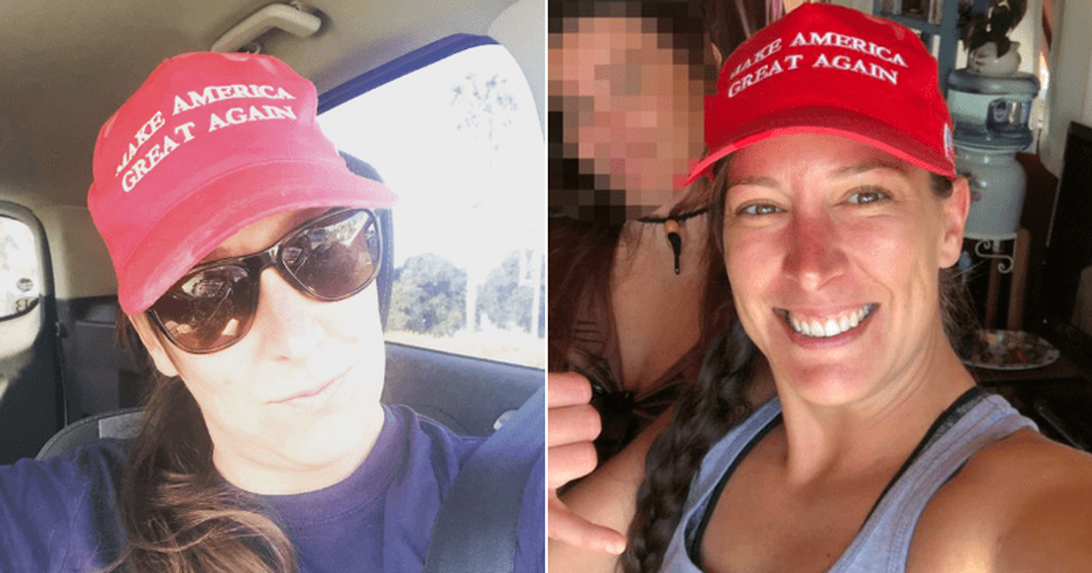 Who is Ashli Babbitt's mother-in-law Robin? Woman killed in Capitol riot shooting dubbed 'serious military woman' | MEAWW