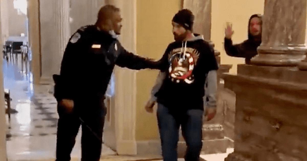 Who is Eugene Goodman? Black police officer hailed 'hero ...