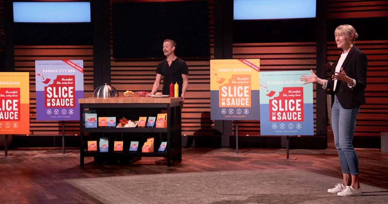 Slice of Sauce on 'Shark Tank': Who are the founders, what is the cost and where to buy the sliced condiments?