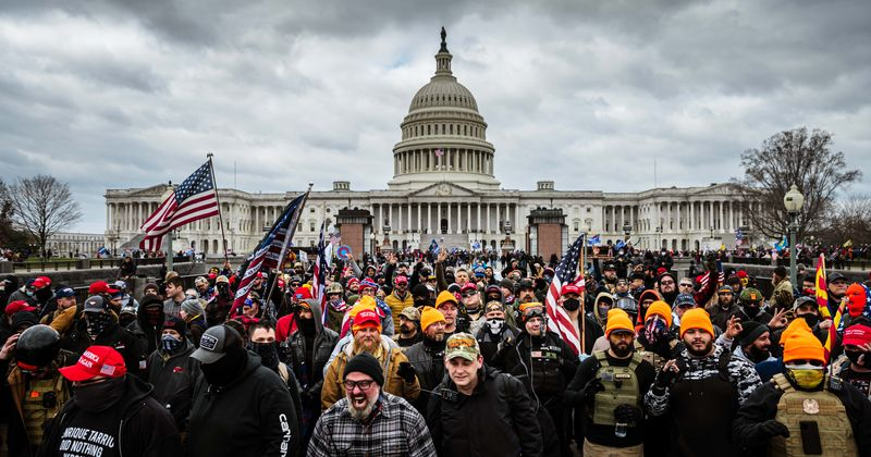 Biden inauguration: Red and green 'military zones' set up, major bridges between DC and VA will be closed