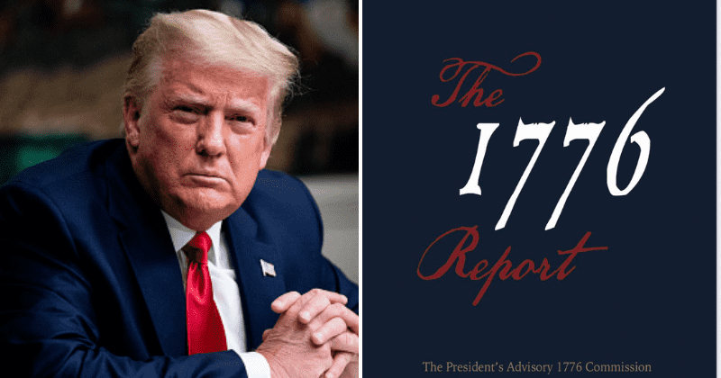 Who wrote Trump's '1776 Report'? Here are all the people involved with  commission that challenges 1619 Project   MEAWW
