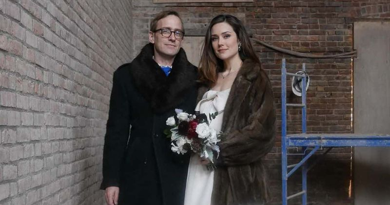 Who is 'The Blacklist' actor Megan Boone's husband? Meet Dan Estabrook, photographer, sculptor, painter and more