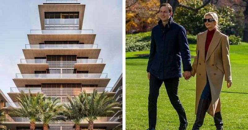 Where is Arte? Inside Ivanka Trump and Jared Kushner's $39,900-a-month luxury home in Miami Surfside area