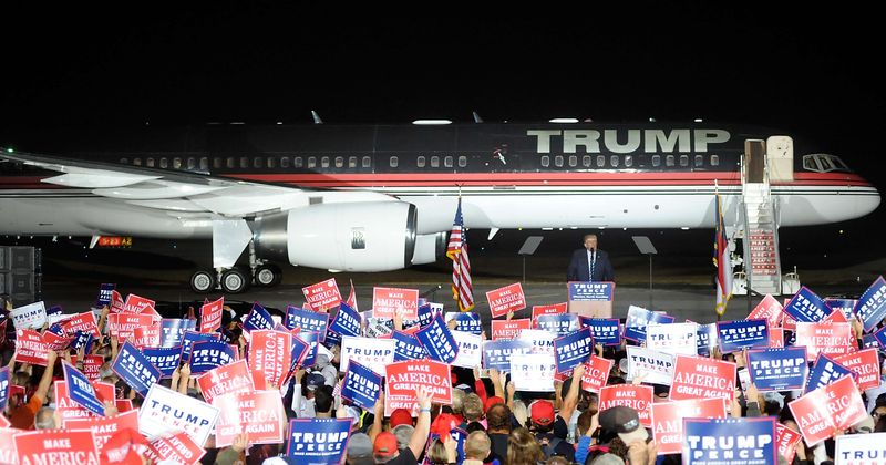 Donald Trump neglected to repair and replace engine of private jet as he 'didn't think he'd need it' until 2025