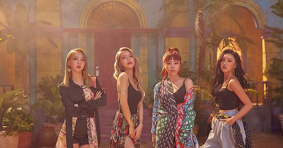 Will Mamamoo stay united? Hwasa and Wheein yet to decide as Solar, Moonbyul renew contract with RBW Entertainment