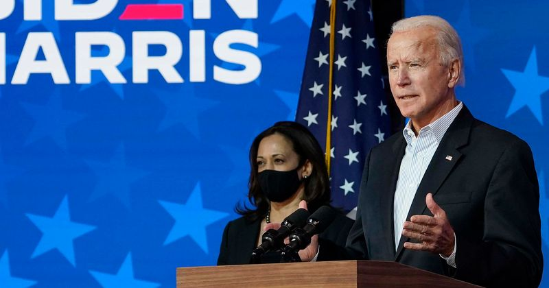 Joe Biden and Kamala Harris slammed for doing 'nothing', Internet says 'judge them after 4 years, not 4 days'