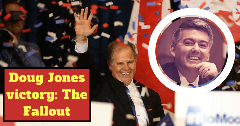 GOP leader asks Alabama's Doug Jones to 'do the right thing'...OK then!